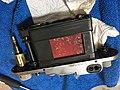 Leica IIIc red curtain 1940 (33471475862).jpg