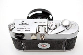 Leica M2 - Image: Leica M2
