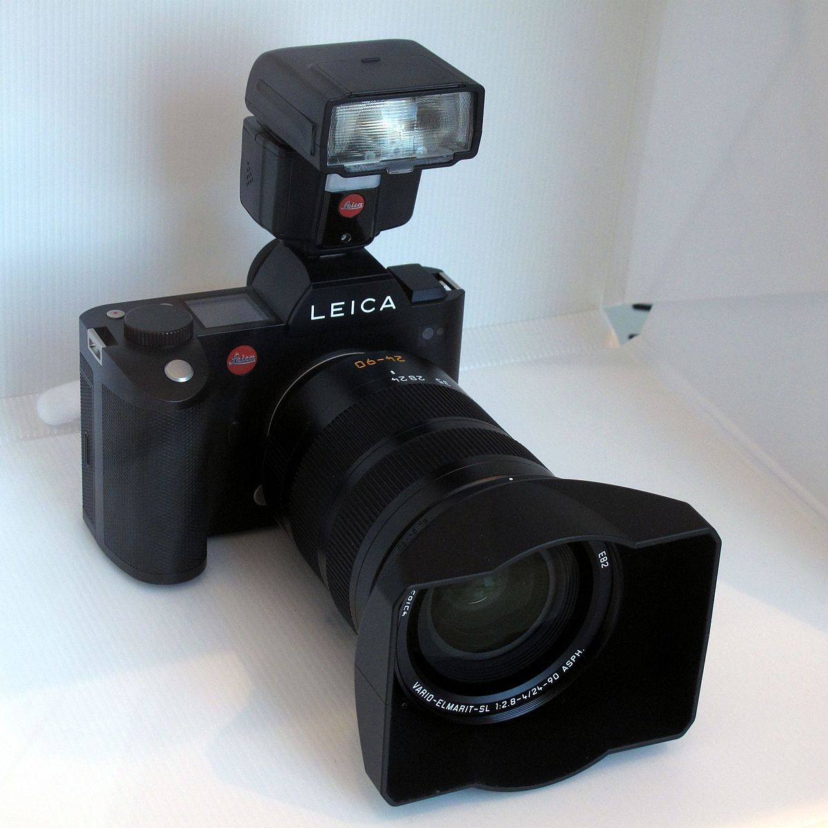 Leica Sl Typ 601 Wikipedia