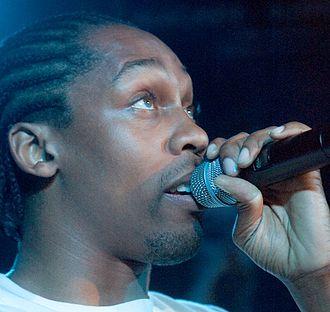 Lemar - Lemar performing in 2008