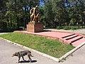 Lenin monument in Almaty.jpg