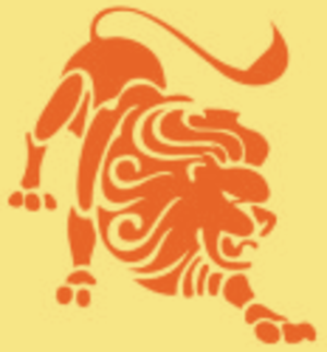 Leo (astrology) - Image: Leo sign