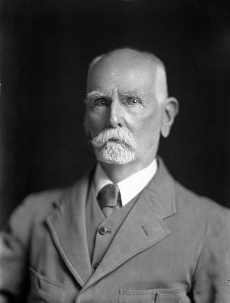 Leonard Cockayne - Cockayne in 1928