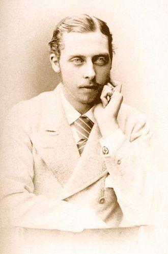 Prince Leopold, Duke of Albany - Image: Leopoldalbany