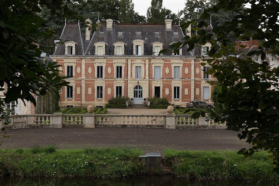 Château des forges de Lanouée.