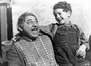 Bobby Breen - Bobby Breen and Henry Armetta in Let's Sing Again (1936)