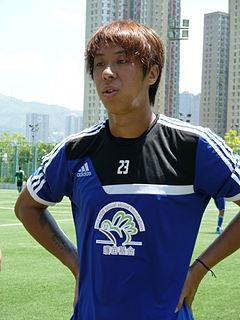 Leung Kwok Wai Hong Kong footballer