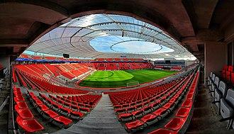 BayArena - Image: Leverkusen Bay Arena 3