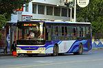 Lhasa Bus 16 - Yaxing - JS6106GHA - LinKuo Road (North) (16062505663).jpg