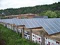 Libčice nad Vltavou, fotovoltaická elektrárna (02).jpg