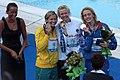 Libby Trickett - Britta Steffen - Fran Halsall - FINA World Championships 2009.jpg