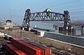 Lift span of Fourteenth Street Bridge over Portland Canal, Ohio River at Louisville, Kentucky 88c030.jpg
