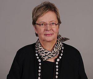 Liisa Jaakonsaari - Image: Liisa Jaakonsaari Wiki Loves Parliament 2014 P1760851