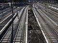 Lille - Travaux en gare de Lille-Flandres (H11, 5 août 2013).JPG