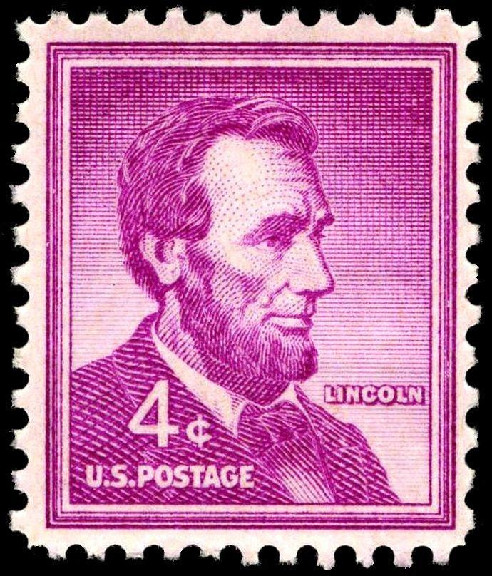Lincoln 1954 issue