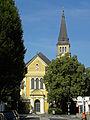 Linz-Kleinmünchen - Pfarrkirche hll Josef und Quirinus.jpg