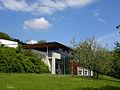 Linz-StMagdalena - Bildungshaus St Magdalena - Ansicht Gartenseite.jpg