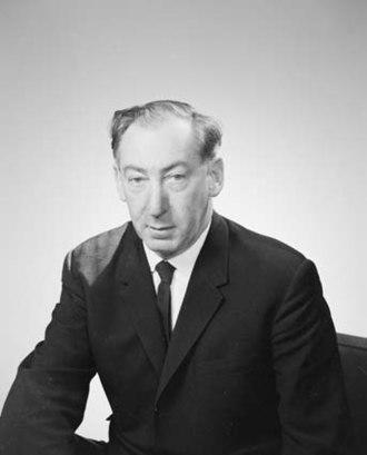 Lionel Murphy - Murphy in 1967.