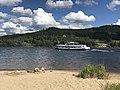 Lipno Reservoir turistic boat Adalbert Stifter.jpg