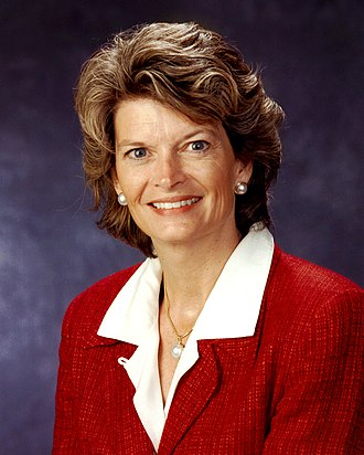 United States congressional delegations from Alaska - Image: Lisa Murkowski