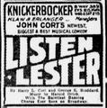 Listen Lester ad Feb 15 1919 NY World.png