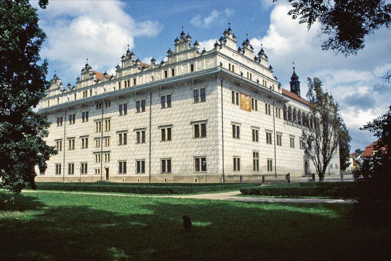 Soubor:Litomyšl, Schloss.jpg