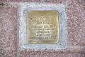 Livorno Via Cassuto 1 Perla Beniacar plaque 01.JPG
