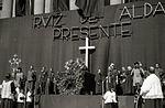 Llegada de los restos mortales del comandante aviador Julio Ruiz de Alda (5 de 18) - Fondo Marín-Kutxa Fototeka.jpg
