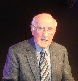 Lloyd Geering - Geering in September 2011
