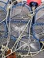 Lobster Pots, Scarinish Pier, Tiree - geograph.org.uk - 786591.jpg