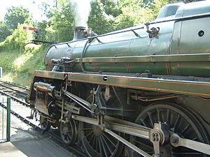 BR Standard Class 5 73096 - 73096 at Alresford station
