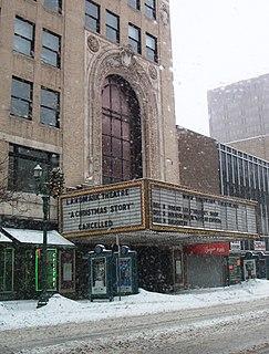 Landmark Theatre (Syracuse, New York) Theater in Syracuse, New York