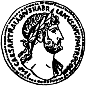 Hadrianic Society - Logo of the Hadrianic Society.