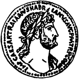 Hadrianic Society - Logo of the Hadrianic Society.