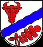 Coat of arms of the municipality of Lohbarbek
