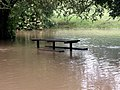 Longfields picnic site flooded - geograph.org.uk - 469169.jpg