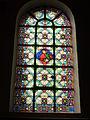 Longuenesse (Pas-de-Calais, Fr) église Saint-Quentin, vitrail 04.JPG