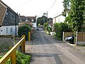 Looking W along Durlock Road - geograph.org.uk - 1638447.jpg