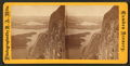 Looking down from Megunticook Mountain on Megunticook Lake, by H. A. Mills 3.png