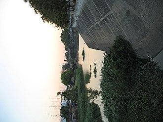 Mueang Lopburi District - Lopburi River