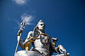Lord Shiva in Murudeshwara Temple lower angle.jpg