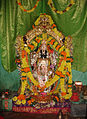 Lord Venkateswara at Venkatreddipet Bhadrachalam.JPG