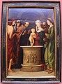 Lorenzo costa, presentazione di geù al tempio, 1485 ca.JPG