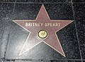 Los Angeles (California, USA), Hollywood Boulevard, Britney Spears -- 2012 -- 5025.jpg