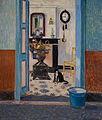 Louis Thevenet - De keuken (1924) - Museum Dhondt-Dhaenens Deurle.jpg