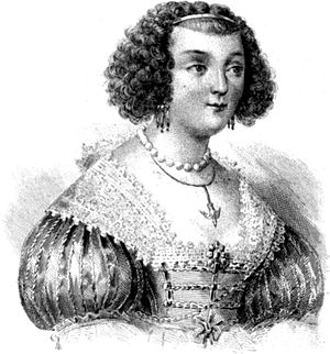 Louise de La Fayette - Louise de La Fayette