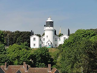 Lowestoft Lighthouse lighthouse in Waveney, Suffolk, England