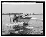 Lt. R.E. Byrd, U.S.N. with rubber life boat, (4-27-25) LCCN2016839695.jpg