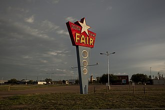 Lubbock, Texas - Panhandle-South Plains Fairgrounds
