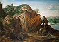 Lucas van Valckenborch - Meuse landscape with a mine and smelters.jpg